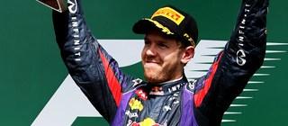 Sebastian Vettel © Getty Images/ Mark Thompson
