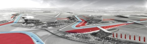 Silverstone Drawing © Silverstone Circuit