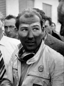 Sir Stirling Moss © Frank Barnard