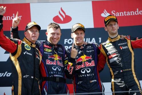 2013 German Grand Prix - Sunday © Pirelli