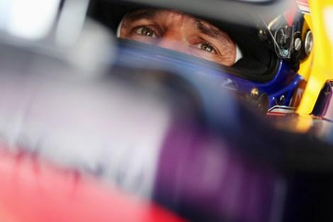 Mark Webber FORMULA 1 - Hungarian GP