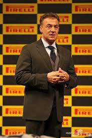 Jean Alesi © Pirelli