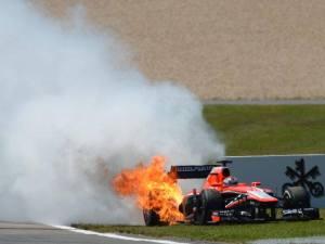 Jules Bianchi 2013 German Grand Prix © I'm a Die Hard F1 Fan