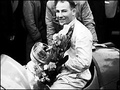 Stirling Moss 1955 © BBC