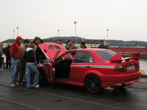 Mitsubishi Evo VI Tommy Mäkkinen Edition