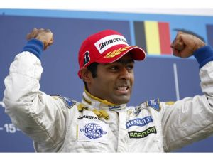Karun Chandhok GP2