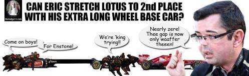 Lotus Stretch