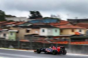 FORMULA 1 - Brazilian GP - Jean-Eric Vergne