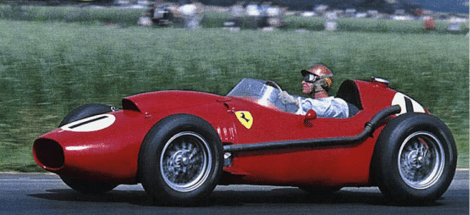 Peter Colins Ferrari