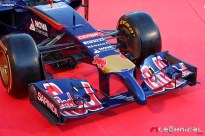 STR09 Front Wing