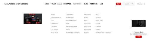 McLaren F1 Partners