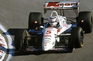 Nigel Mansell 1993
