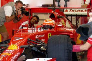 Bahrain - Day 4 - Raikkonen 2
