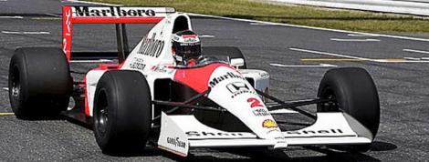 Gerhard Berger 5