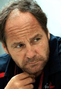 Gerhard Berger 8