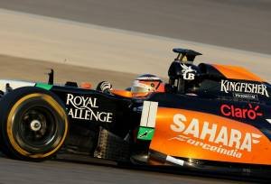 Nico Hulkenberg (GER) Sahara Force India F1 VJM07