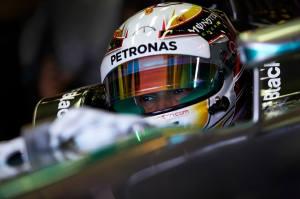 2014 Australian Grand Prix - Lewis Hamilton
