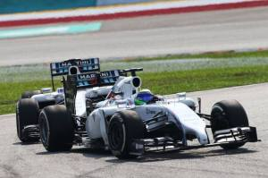 2014 Malaysian Grand Prix - Massa _ Bottas