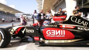 Bahrain 2nd Test - Day 3 - Grosjean