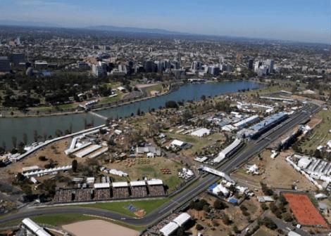 Melbourne Grand Prix 2014