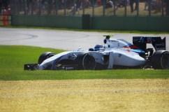 Valtteri Bottas Williams Martini Racing