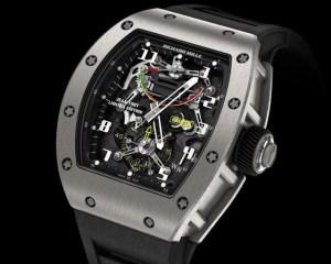 Richard Mille Tourbillon G-Sensor RM 036 Jean Todt