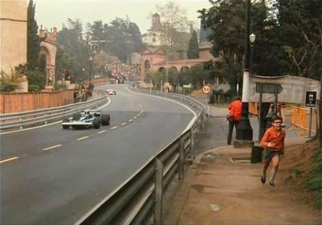 Stewart montjuich park 1971