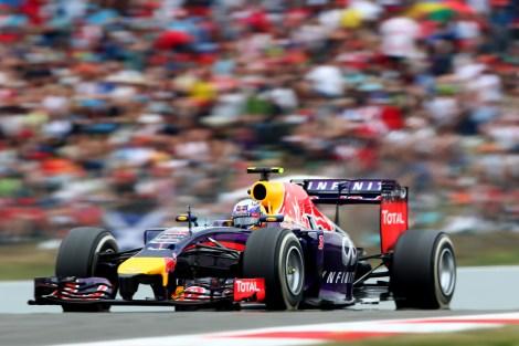 FORMULA 1 - Spain GP - Daniel Ricciardo