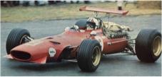 1968 Chris Amon - Ferrari