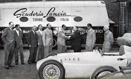 Lancia Handover