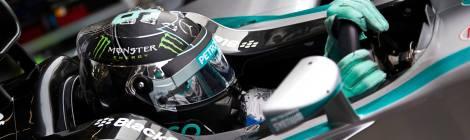 Nico Rosberg pole 2014 BelgianGP