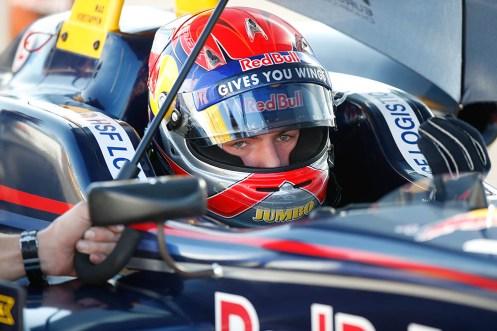 FIA Formula 3 European Championship - Runner Up Max Verstappen