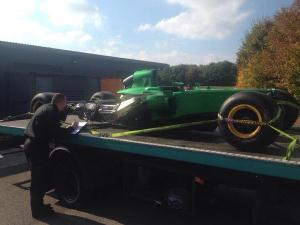 Caterham 2013 Car