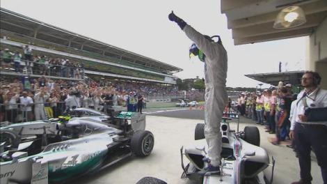 2014 Brazilian GP - Felipe Massa