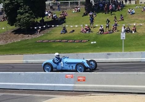 Talbot at Speed