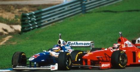 Schumacher-Villeneuve-Jerez-1997