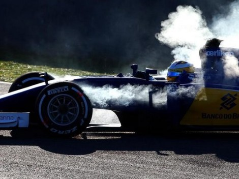Ericsson day 1, morning spin
