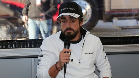 "Fernando Alonso expressed his elation at having the chance to attack his third world title in a ""Properly professionally run organization"""