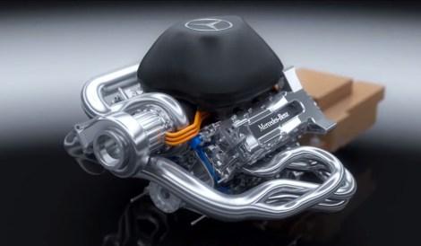 merc engine