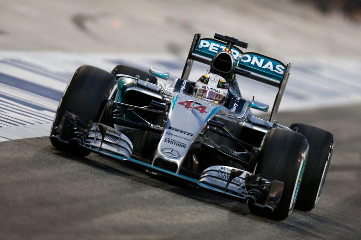 Lewis Hamilton - 2015 Bahrain