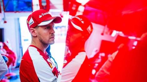 Sebastian Vettel Canadian GP 2015