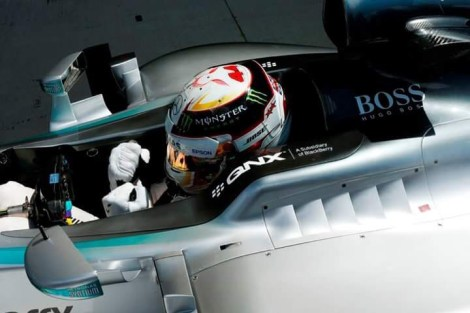 Lewis Hamilton 2015 British Grand Prix Winner