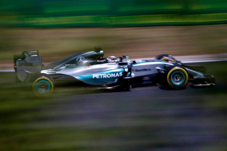 Lewis Hamilton 2015 Hungarian Grand Prix