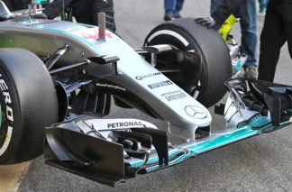 Motor Racing - Formula One Testing - Test One - Day 4 -  Barcelona, Spain