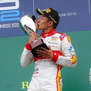 Rio Haryanto Juara GP Austria