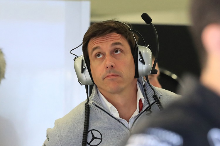 "Wolff: ""Wouldn't say no to Seb… remarkable driver of his generation"""