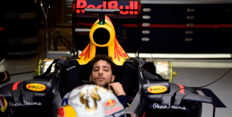 Ricciardo double standards saying swearing on team radio not good