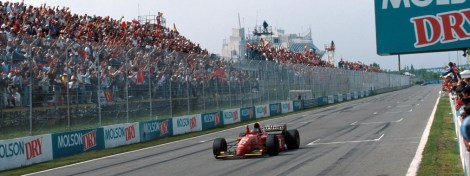 1995 Canadian Grand Prix - Luck at Last for Alesi ...