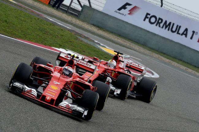 Ferrari under suspicion! (Updated)