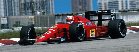 Ferrari drop
